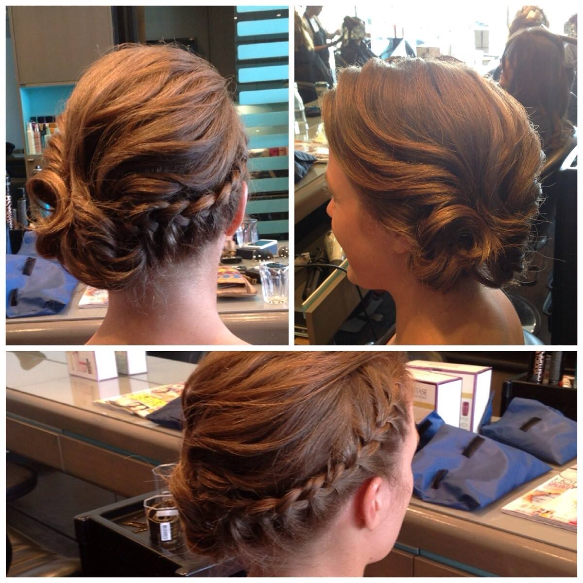 Hairstyling with Tara Steel