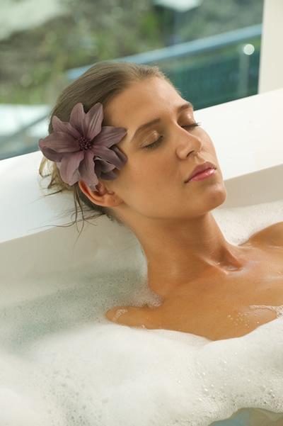 Beauty in a Bath