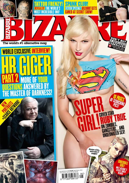 Bizarre Magazine