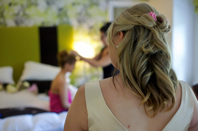 Hair Styling for Weddings