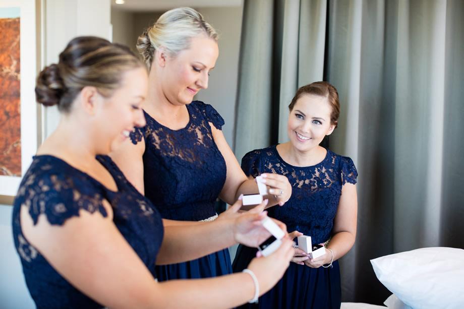 Bridesmaids - Hair & Makeup By Tara Steel