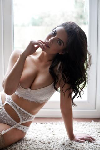 Model by Window