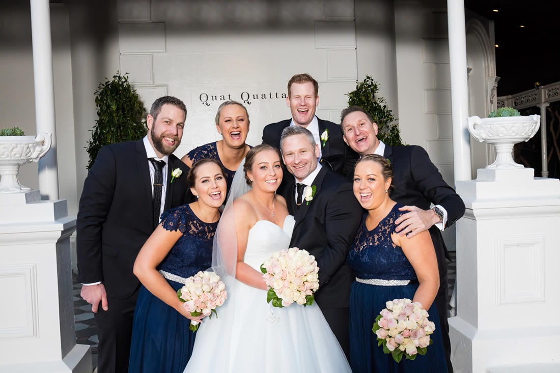 Wedding Group - Tara Steel